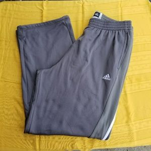 Adidas men sweat pants plus size 2XL
